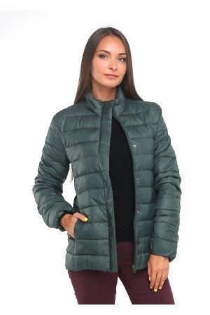 #83815 Куртка зелёный