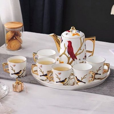 Распродажа посуды! Скидки до 70%! Последняя с таким ценами!  — Чайные сервизы — Сервизы