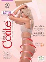 Active Soft 20 Колготки с утягивающими шортиками