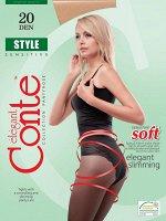 Style 20 Колготки с корректирующими трусиками для чувствительной кожи