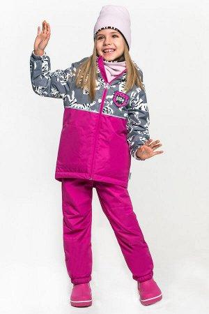Комплект (куртка,брюки) для девочки
