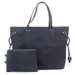 2 в 1. Женская сумка Borgo Antico. 087 blue