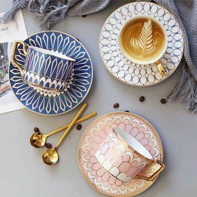 Распродажа посуды! Скидки до 70%! Идеи подарков! — Чайные пары — Посуда для чая и кофе