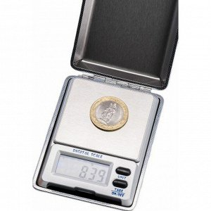 Весы электронные 100 г, портсигар