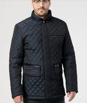 Куртка стеганная демисезонная, ткань-хамелеон