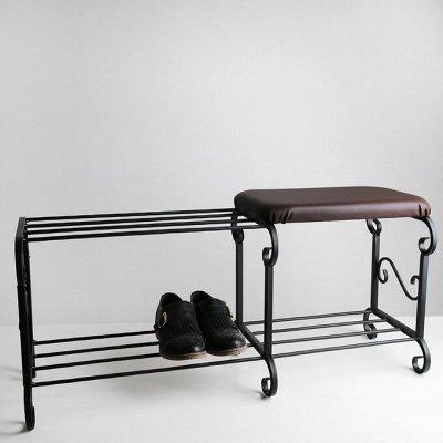 Академия — мебель. Осеннее обновление — Полки и этажерки для обуви — Шкафы, стеллажи и полки