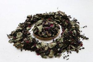 Чай чёрный Смородиновый CorvusTea 25 гр