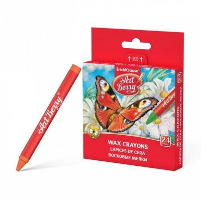 Хобби-Маркет💜Самая творческая закупка!    — Восковые карандаши и мелки — Хобби и творчество