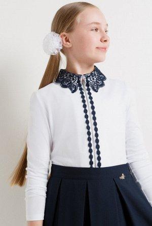Блузка детская для девочек Faryh белый 20240100048