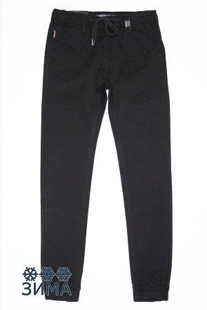утепленные молодежные джинсы