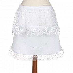 Фартук Свадебный Цвет: Белый (Стандартный). Производитель: Santalino