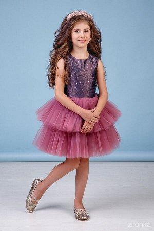 Платье Zironka 38-8040-3 размер 116-128 *