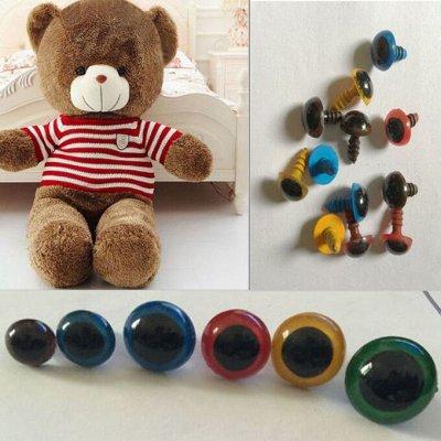 Создаем кукол и декорируем вместе с Magic 4 Hobby  — Фурнитура для создания игрушек (глазки, носики, волосы ...) — Заготовки и основы