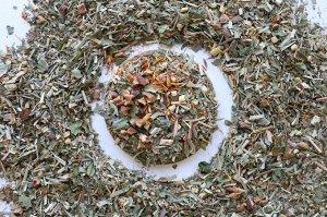 Чай Травяной Имбирная груша CorvusTea 25 гр