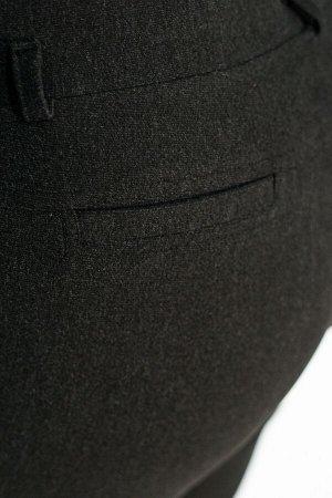 Брюки-3128 Модель брюк: Дудочки; Материал: Кашемир;   Фасон: Брюки; Параметры модели: Рост 173 см, Размер 54 Брюки кашемир 7/8 с отворотом Однотонные брюки выполнены из плотной мягкой ткани. Модель от