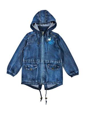 Куртка джинсовая для девочек