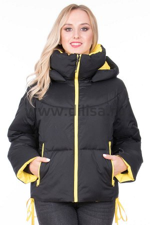 Куртка Towmy 2027_Р (Черный/Желтый 001)