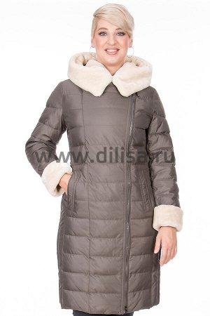 Пальто Plist 19285_Р (Олива 15)
