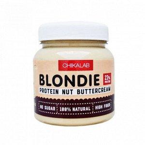 Паста CHIKALAB Blondie молочная с кешью - 250 гр.