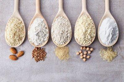 EcoFood Хбр✦Полезные, вкусные продукты для правильн. питания — Полезная мука — Диетические продукты