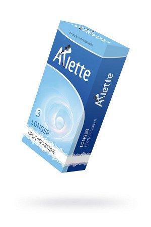 "Презервативы ""Arlette"" №12, Longer Продлевающие 12 шт."