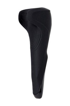 Мастурбатор нереалистичный Satisfyer  Men Wand , Силикон, Чёрный, 20 см