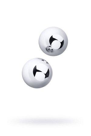 Вагинальные шарики Metal by TOYFA, металл, серебристые, ? 3 см