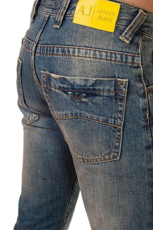 Фирменные мужские джинсы - классический невыпендрежный дизайн, который ты искал №250