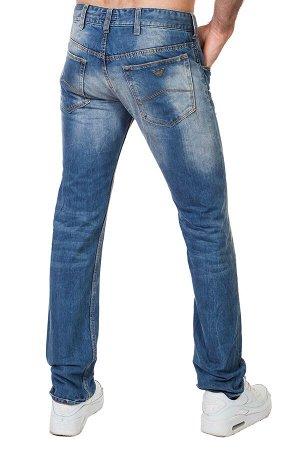 Рваные мужские джинсы для клубов – и создал Бог джинсы, и увидел, насколько это хорошо! Цены пополам! №261