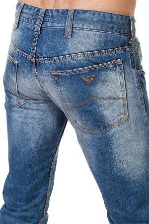 Рваные мужские джинсы для клубов и города.