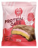 Протеиновые бисквиты FITKIT - 70 гр
