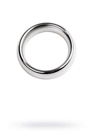 Эрекционное кольцо на пенис Metal by TOYFA  , Металл, Серебристый, ? 5 см