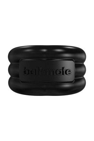 Виброкольцо на пенис Bathmate Stretch, elastomex, чёрный, ?5 см
