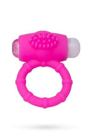 Эрекционное кольцо на пенис TOYFA A-Toys  , Силикон, Розовый, ?2,5 см