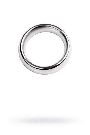 Эрекционное кольцо на пенис Metal by TOYFA  , Металл, Серебристый, ? 4,5 см