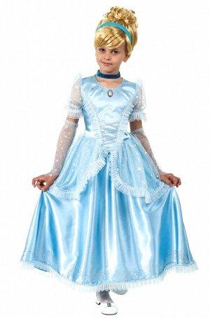 Батик, Карнавальное платье для девочки Золушка Батик
