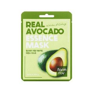Тканевая маска для лица Авокадо