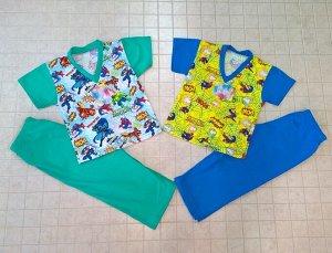Уголок пижама для мальчика
