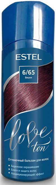 Оттеночный бальзам для волос ESTEL LOVE TON 6/65 Вишня