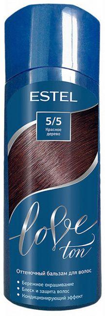 Оттеночный бальзам для волос ESTEL LOVE TON 5/5 Красное дерево