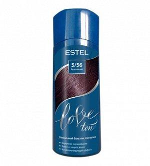Оттеночный бальзам для волос ESTEL LOVE TON 5/56 Бургундский