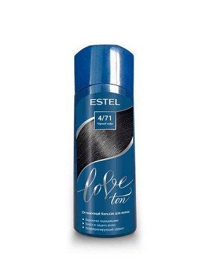 Оттеночный бальзам для волос ESTEL LOVE TON 4/71 Черный кофе