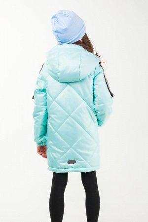 Пальто двухсторонее для девочки