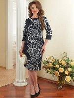 Арт. 7306 платье цветок Salvi