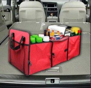 Органайзер в багажник авто с холодильником