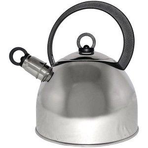 Чайник из нержавеющей стали 2,2л со свистком DJA-3026