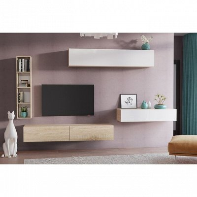 Малые формы мебели - 47 — Стенки — Шкафы, стеллажи и полки