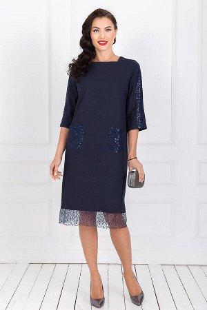 Платье Бурлеск П934-1