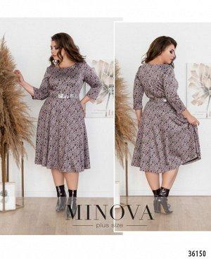 Платье №19-40-фреза