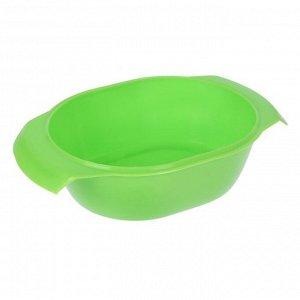 Набор посуды на 2 персоны, 12 предметов, цвет МИКС